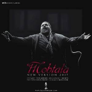 آهنگ جدید رضا صادقی بنام مبتلا
